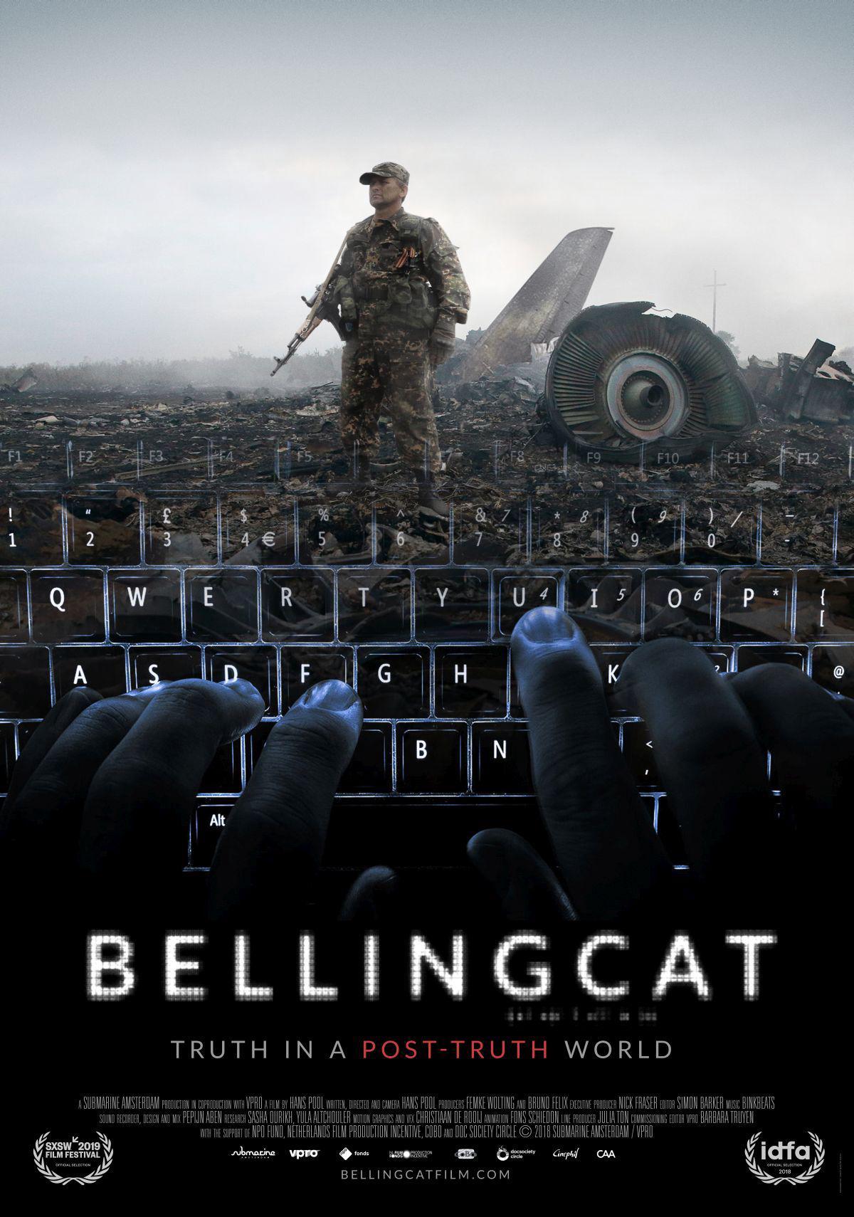 Bellingcat: prawda w czasach postprawdy (Bellingcat:           Truth in a Post-Truth World) 2018 | Against Gravity